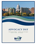 Advocacy Day brochure cover